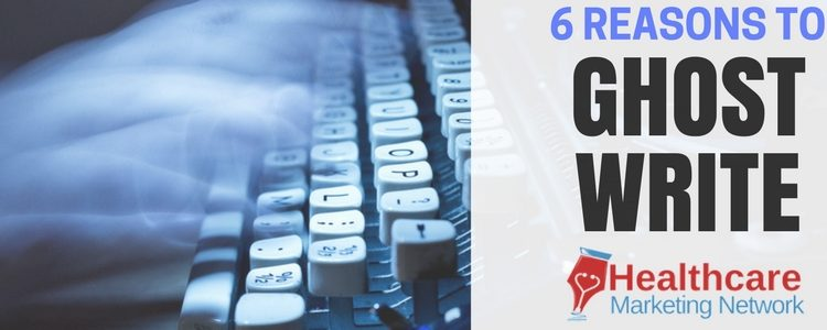 6 reasons to ghost write 750x300