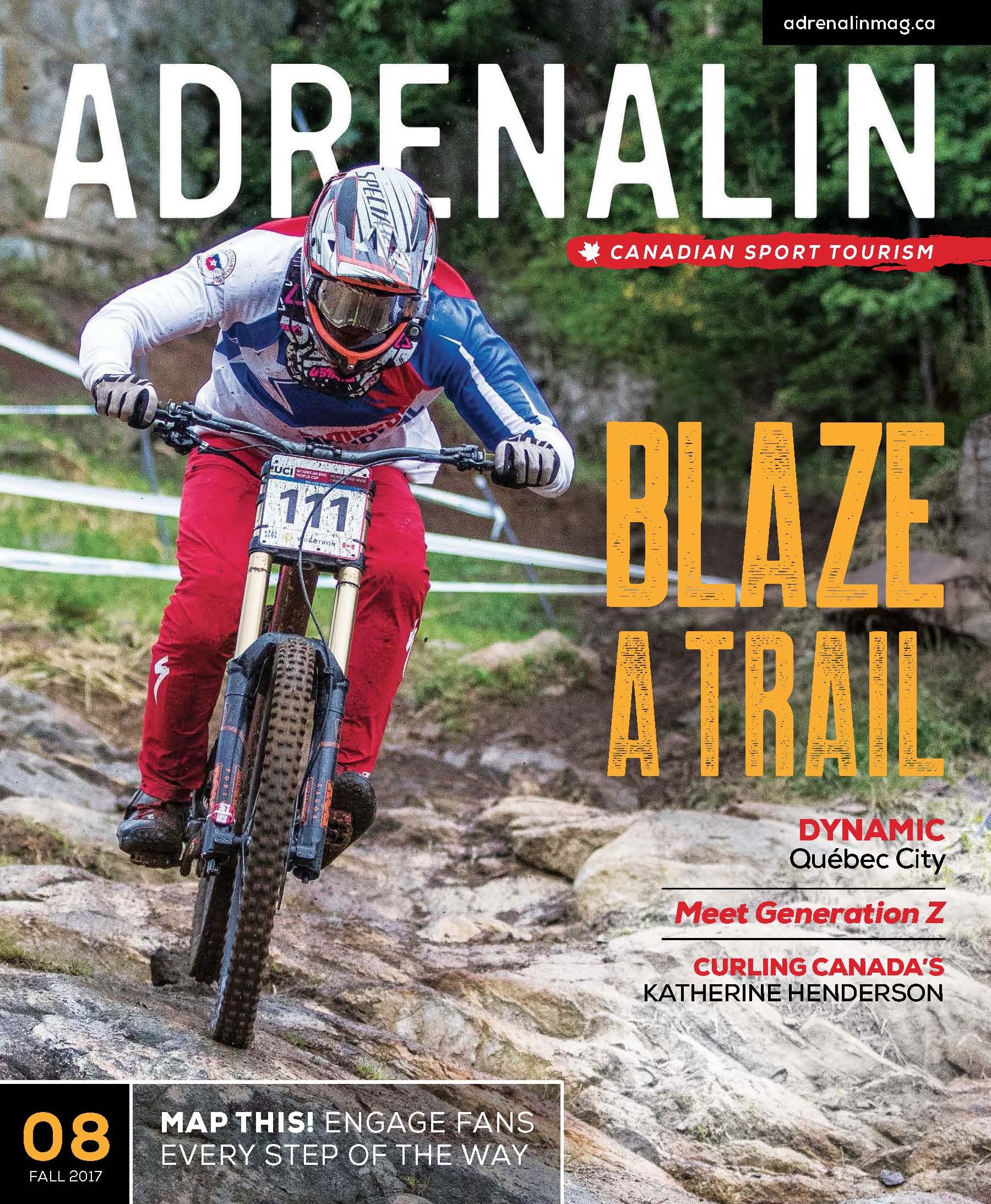 Cover adrenalin fall 2017
