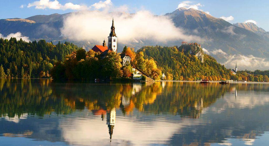 Alpine slovenia bled 1024x555