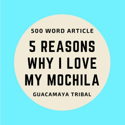 Mochila 400