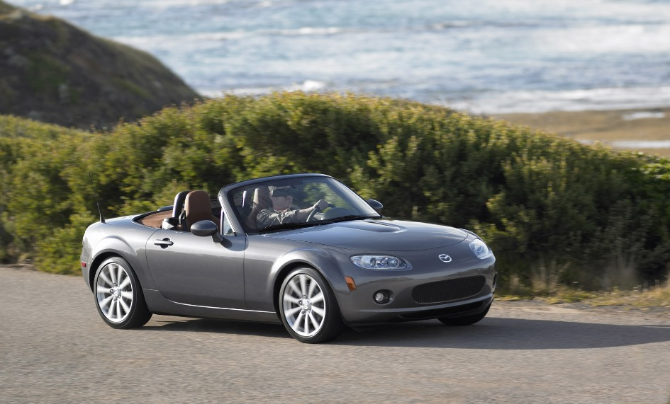 Crucial Cars: we put the spotlight on the Mazda Miata.