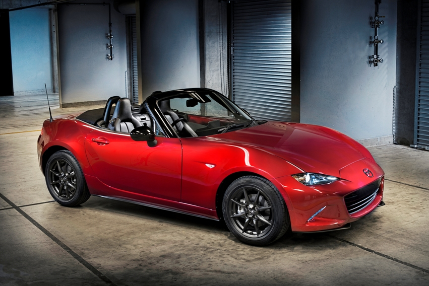 Crucial Cars: we put the spotlight on the Mazda Miata