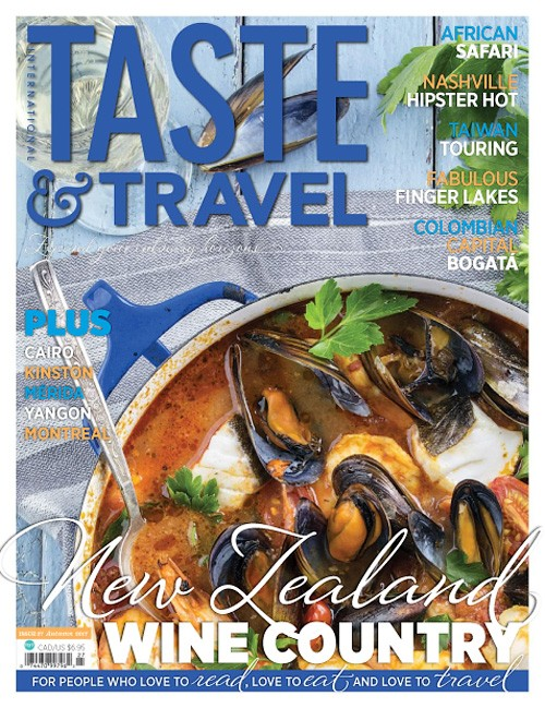 Taste  26 travel autumn 2017