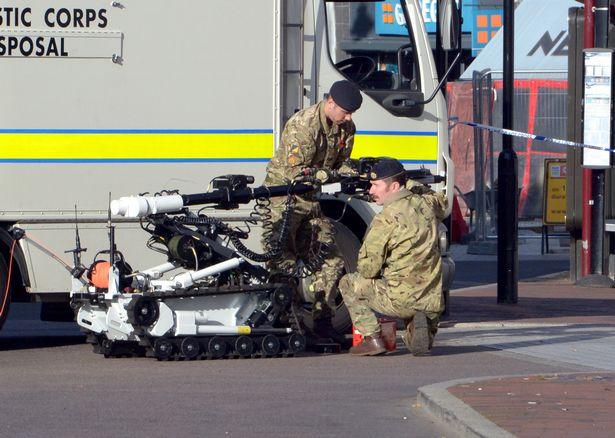 Tunbridge wells bomb scare 3