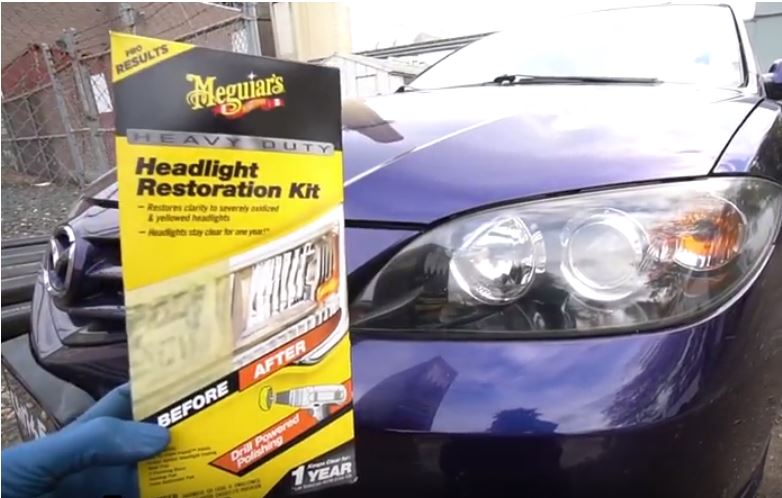 Chris Fix Shows You How To Restore Your Headlights