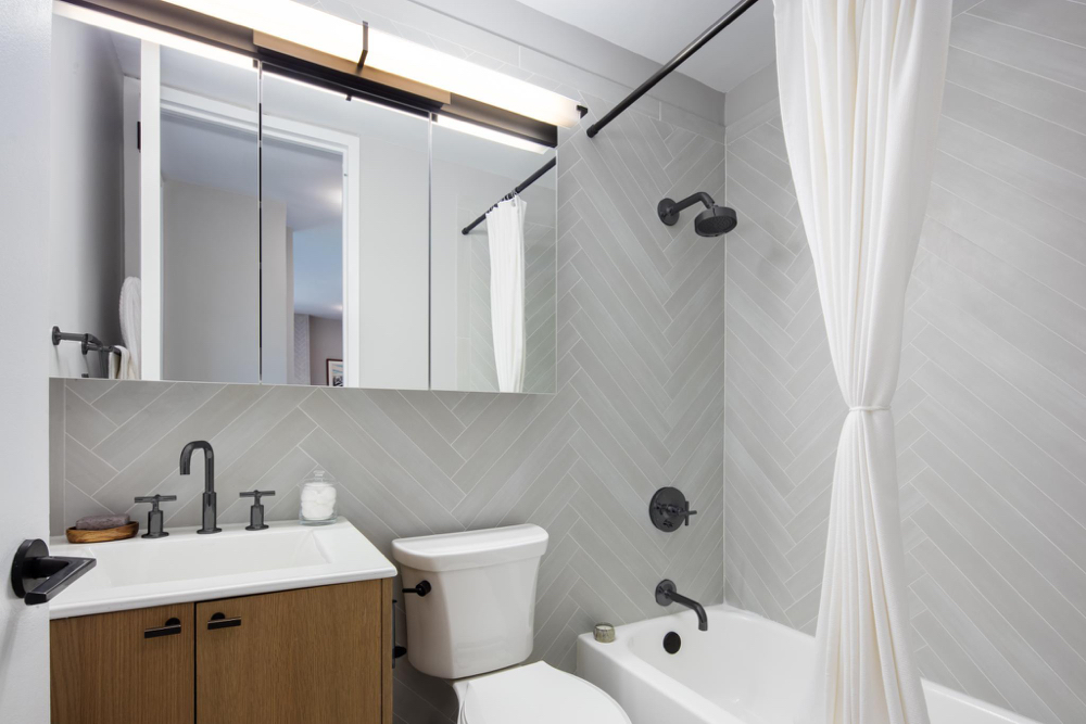 bathroom updates under $100
