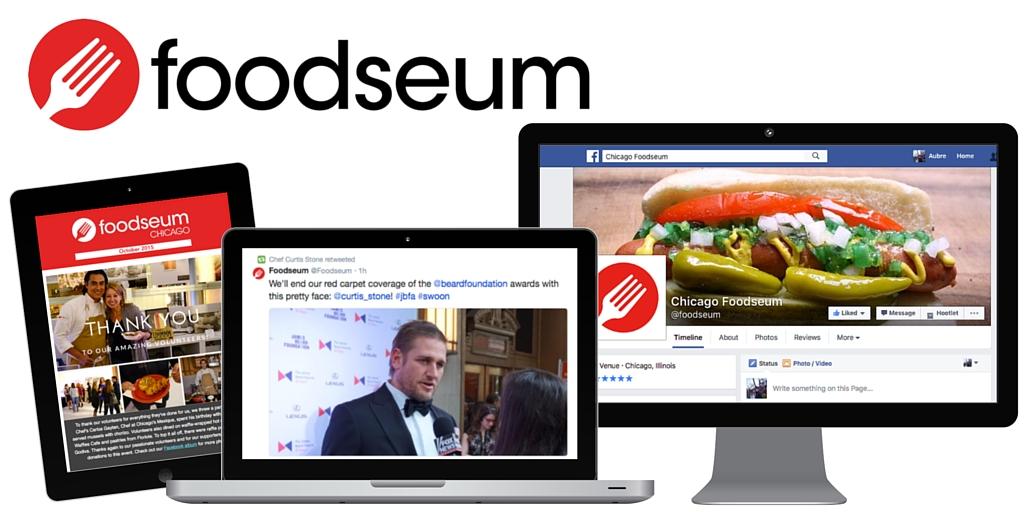 Foodseum case study image