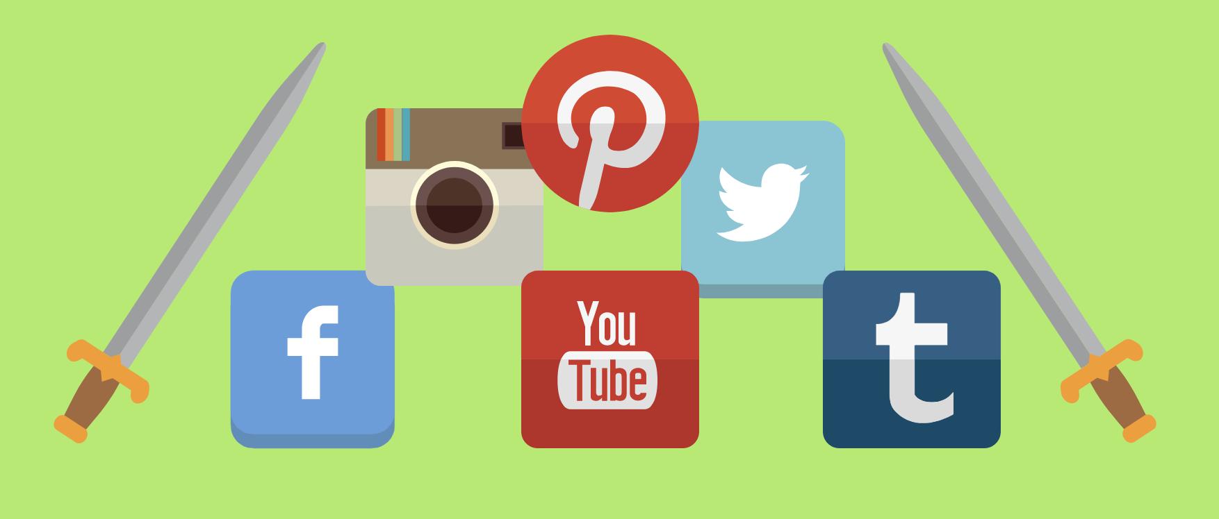 Negative press - Social media comments