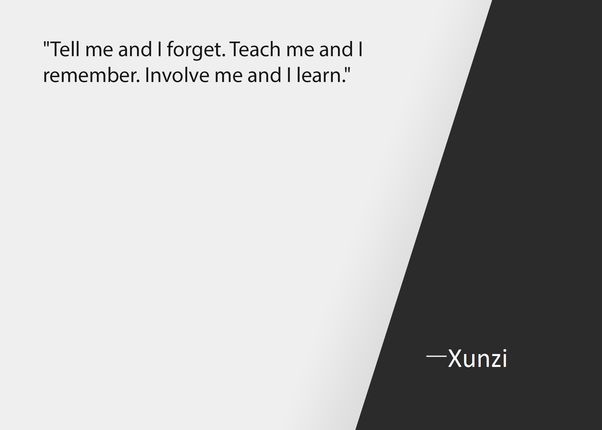 Church leadership quotes: Xunzi quote