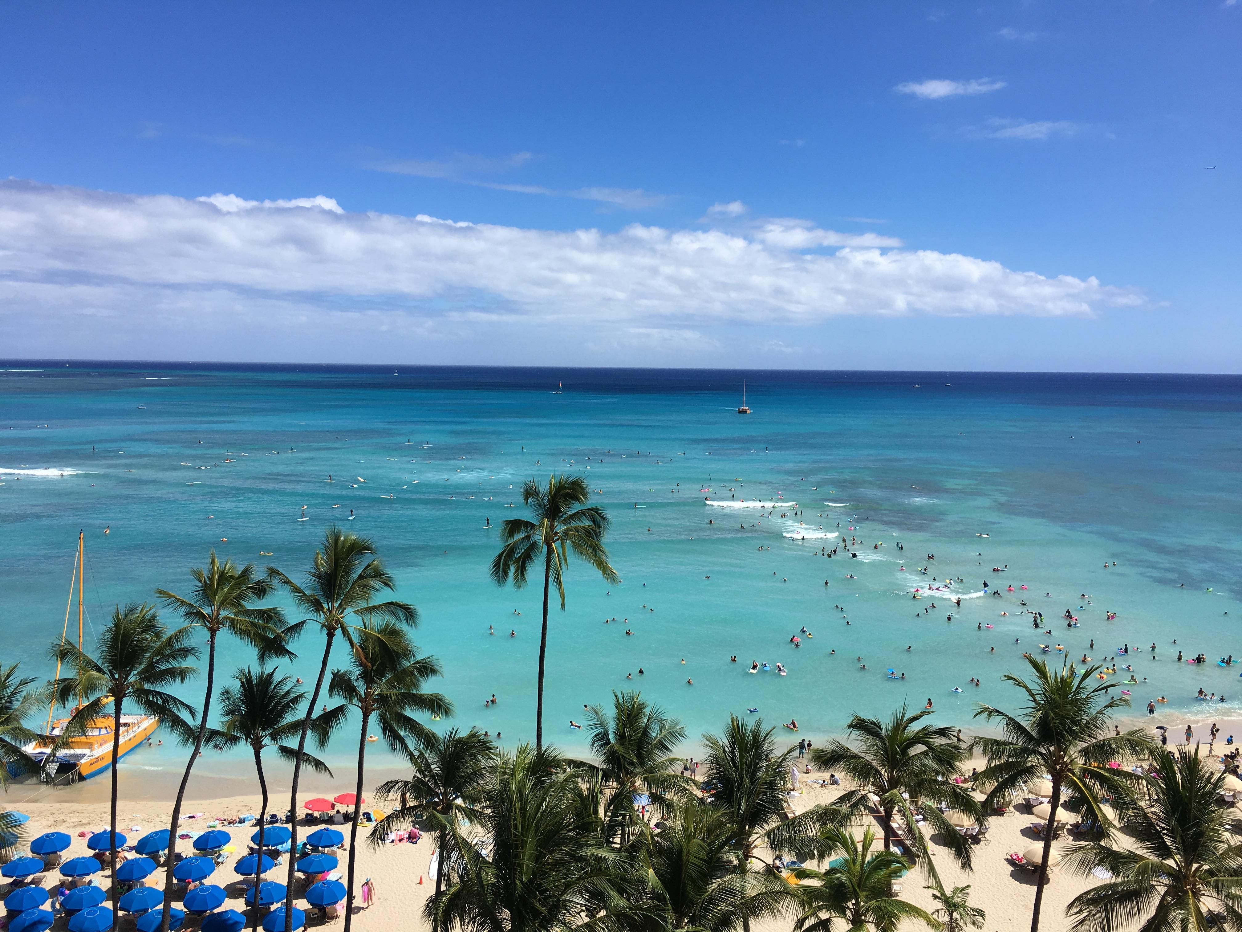 Waikiki july2017