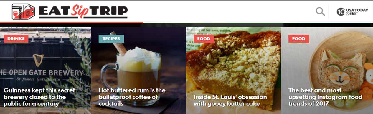 Gooey butter cake for usa today