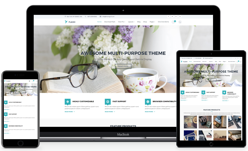 8 Free WordPress Themes for Service Businesses