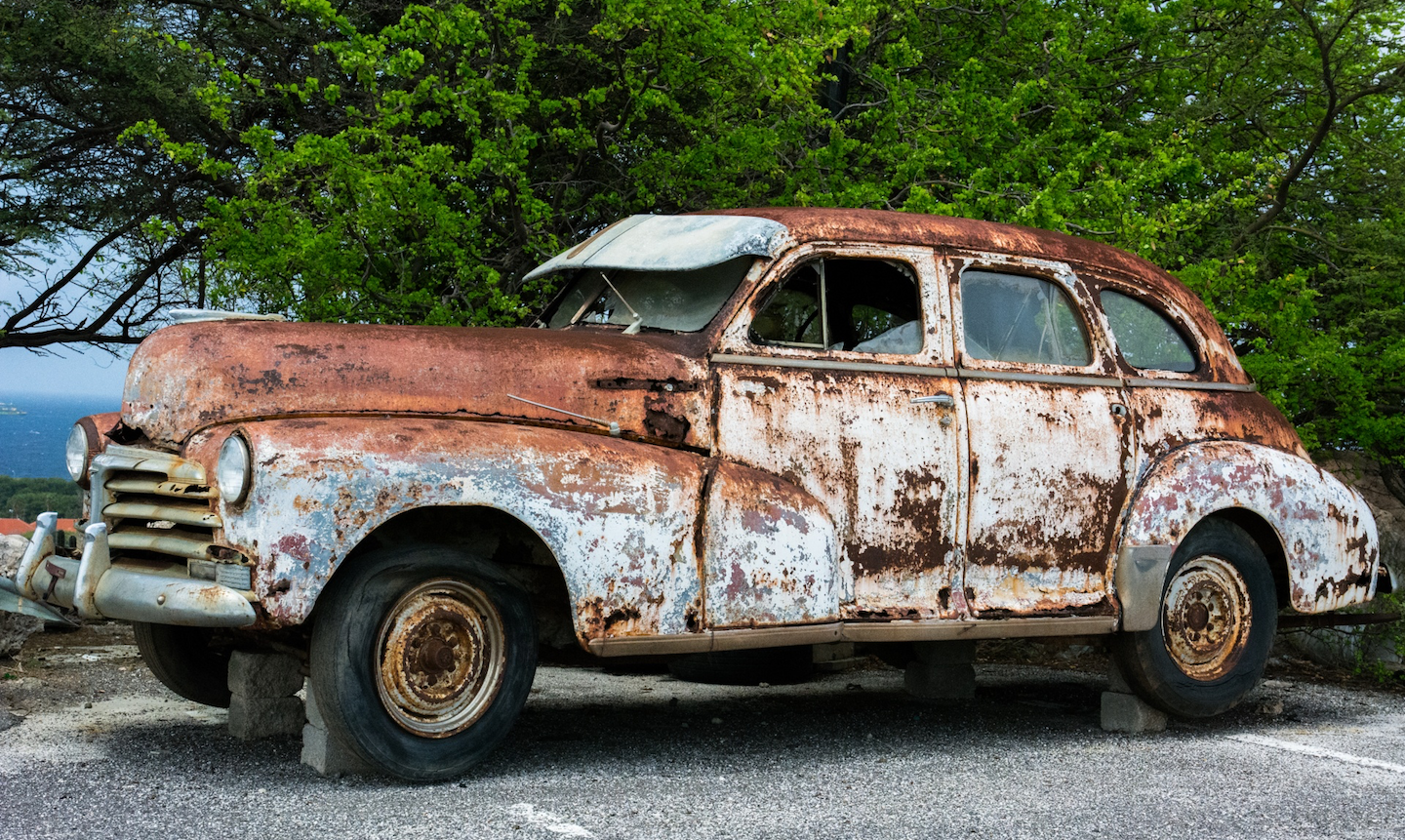 How To Get Rid Of Rust On Your Car A Step By Step Guide