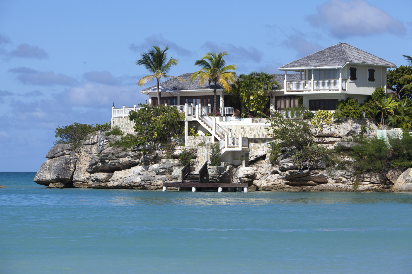 Rock cottage villa