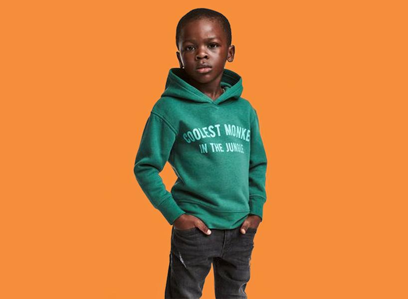Hm racist sweater inline