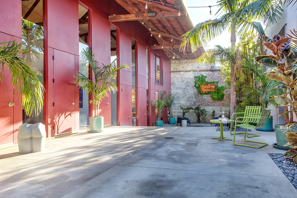 Hotel kim sing courtyard