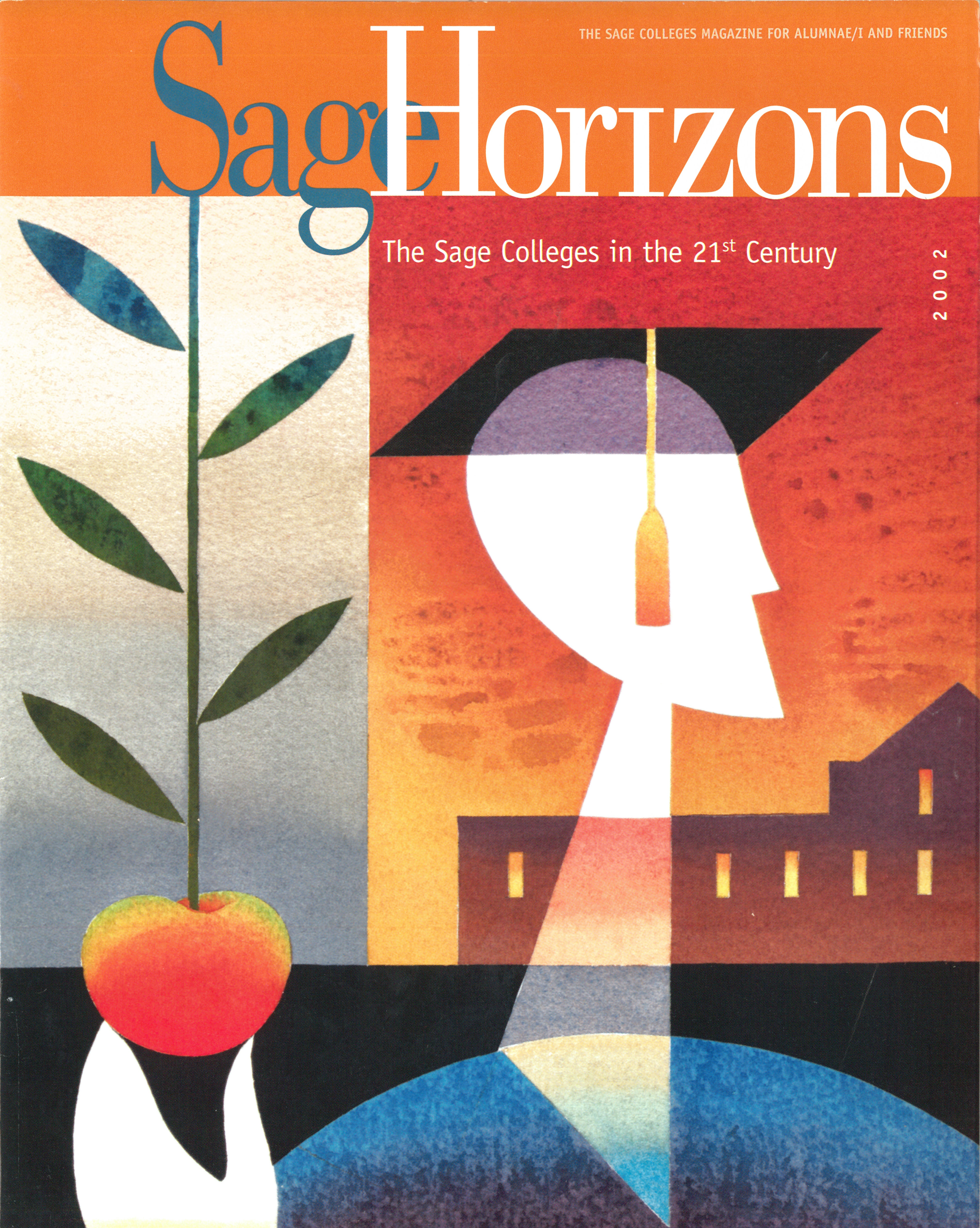 Horizons 2002 cover