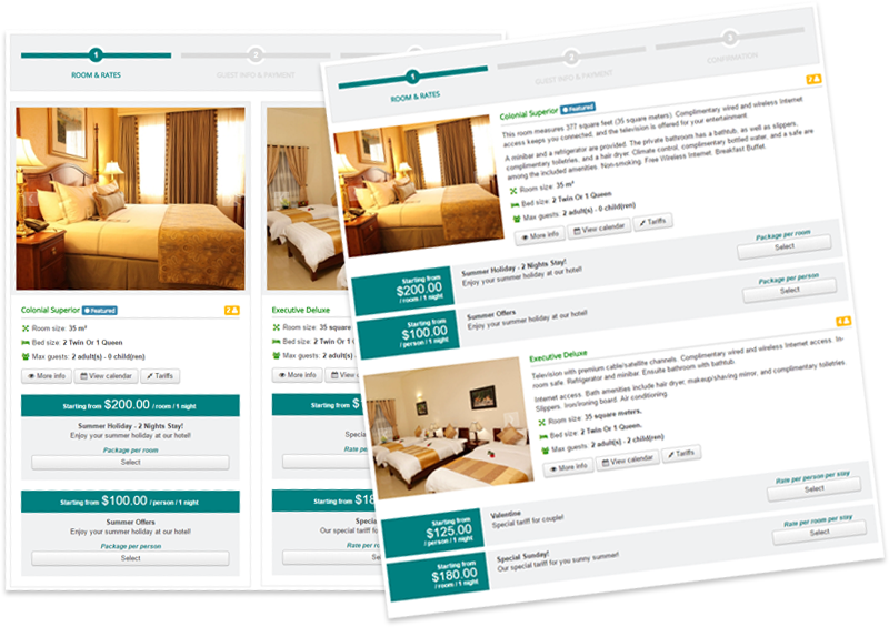 Solidres is a top free and open source hotel booking engine software option