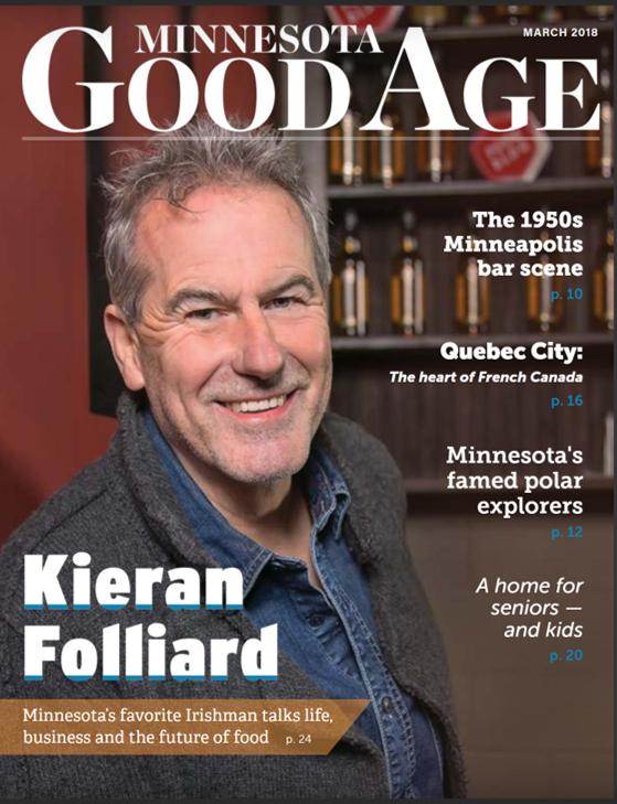 Kieran folliard cover story