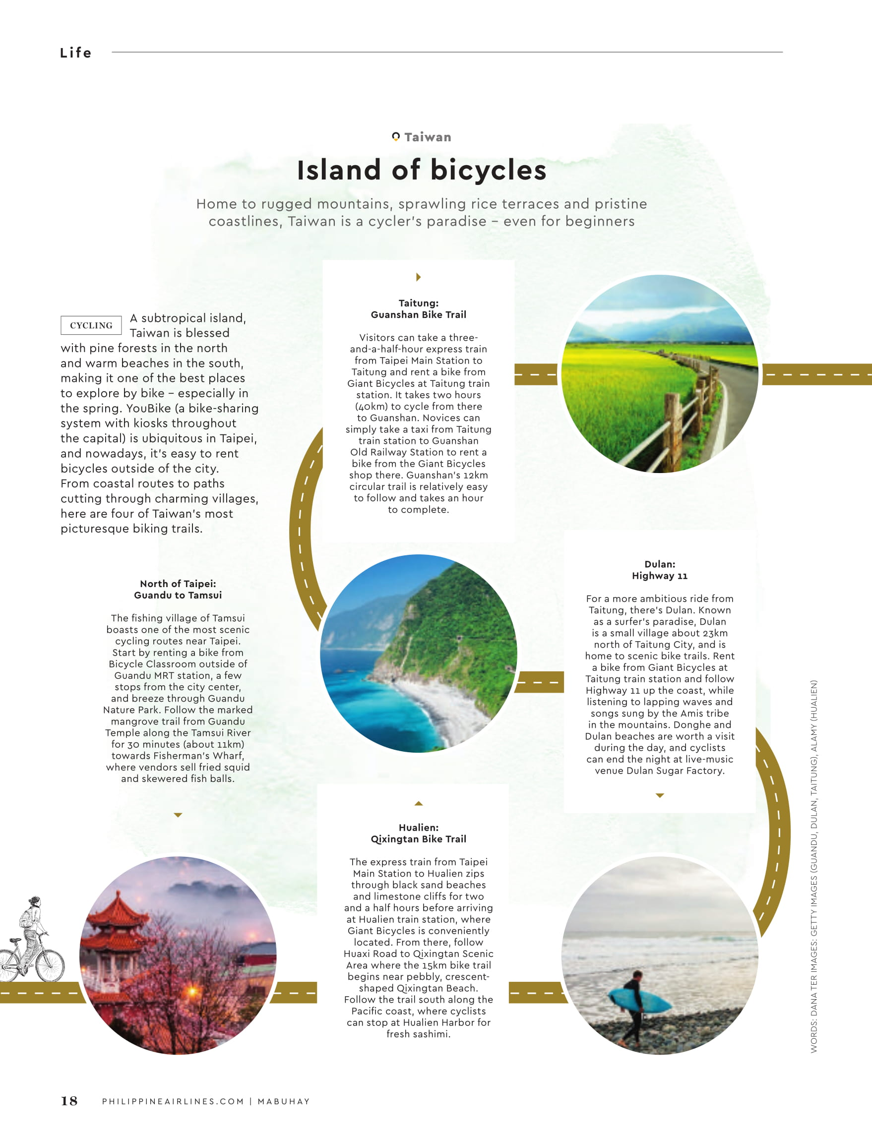 Island of bicycles p18 1