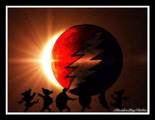 Grateful dead eclipse