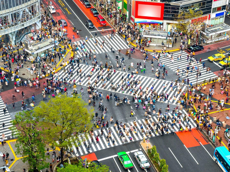 Shibuya crossing gettyimages 533959897