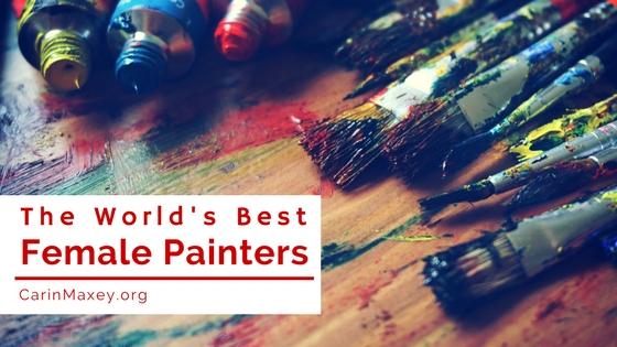 Carin maxey best female painters