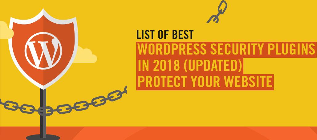 Best free wordpress security plugins 2017 2018