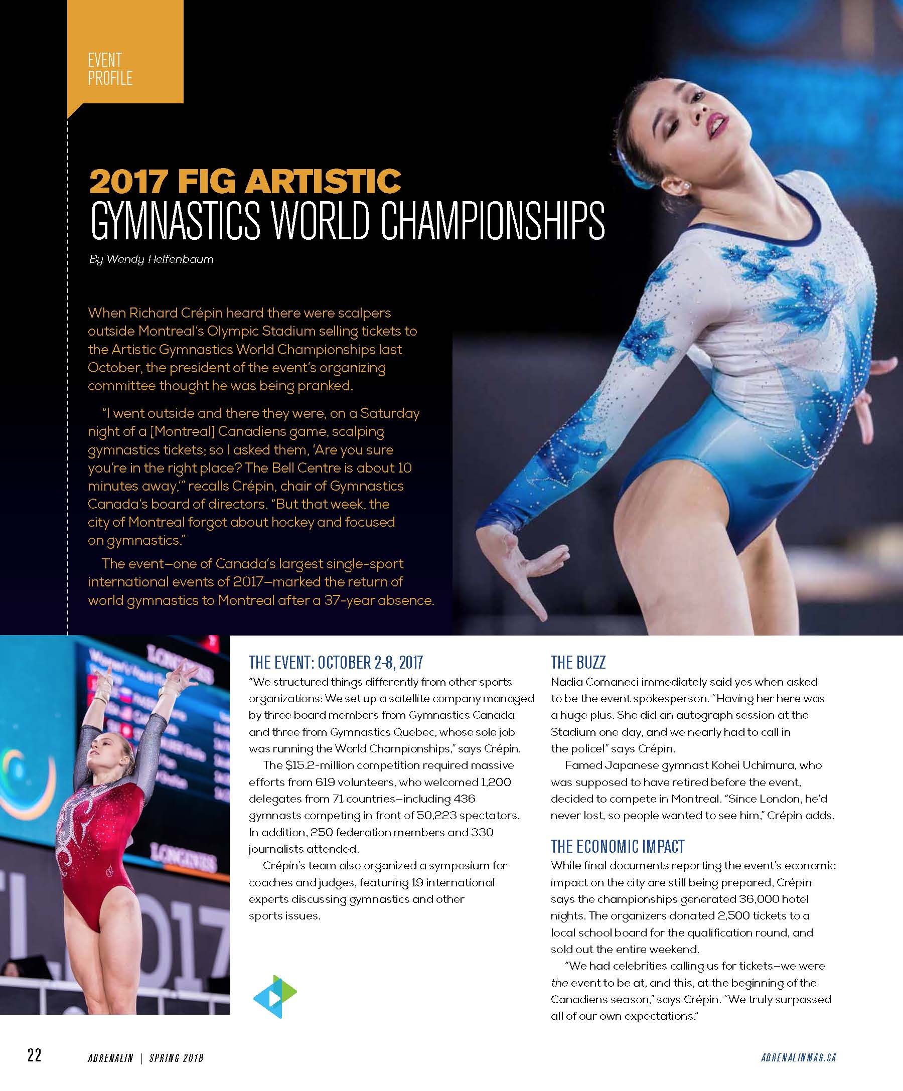 Adrenalin spring 2018 selected pages 3 page 1