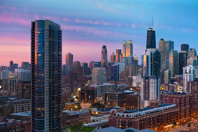 Apartments for rent in river north chicago il 189 for Trendiest hotels in chicago