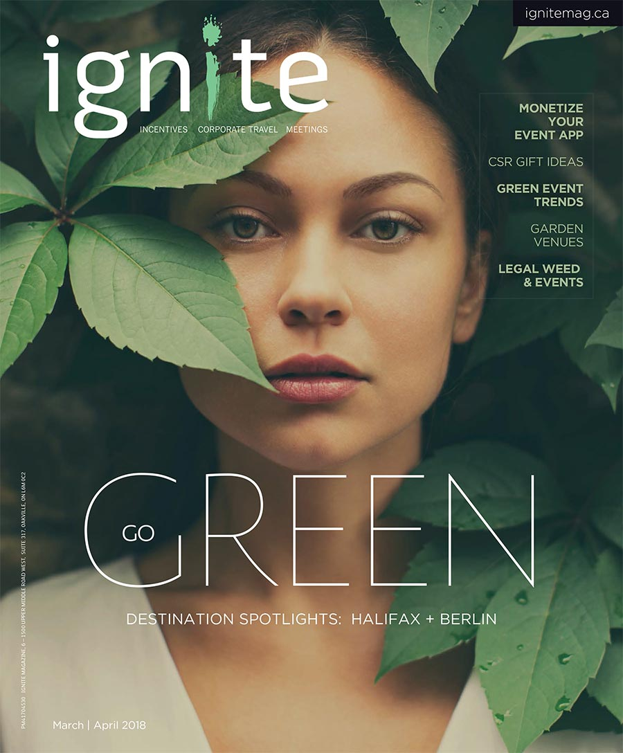 Ignite magazine april 2018