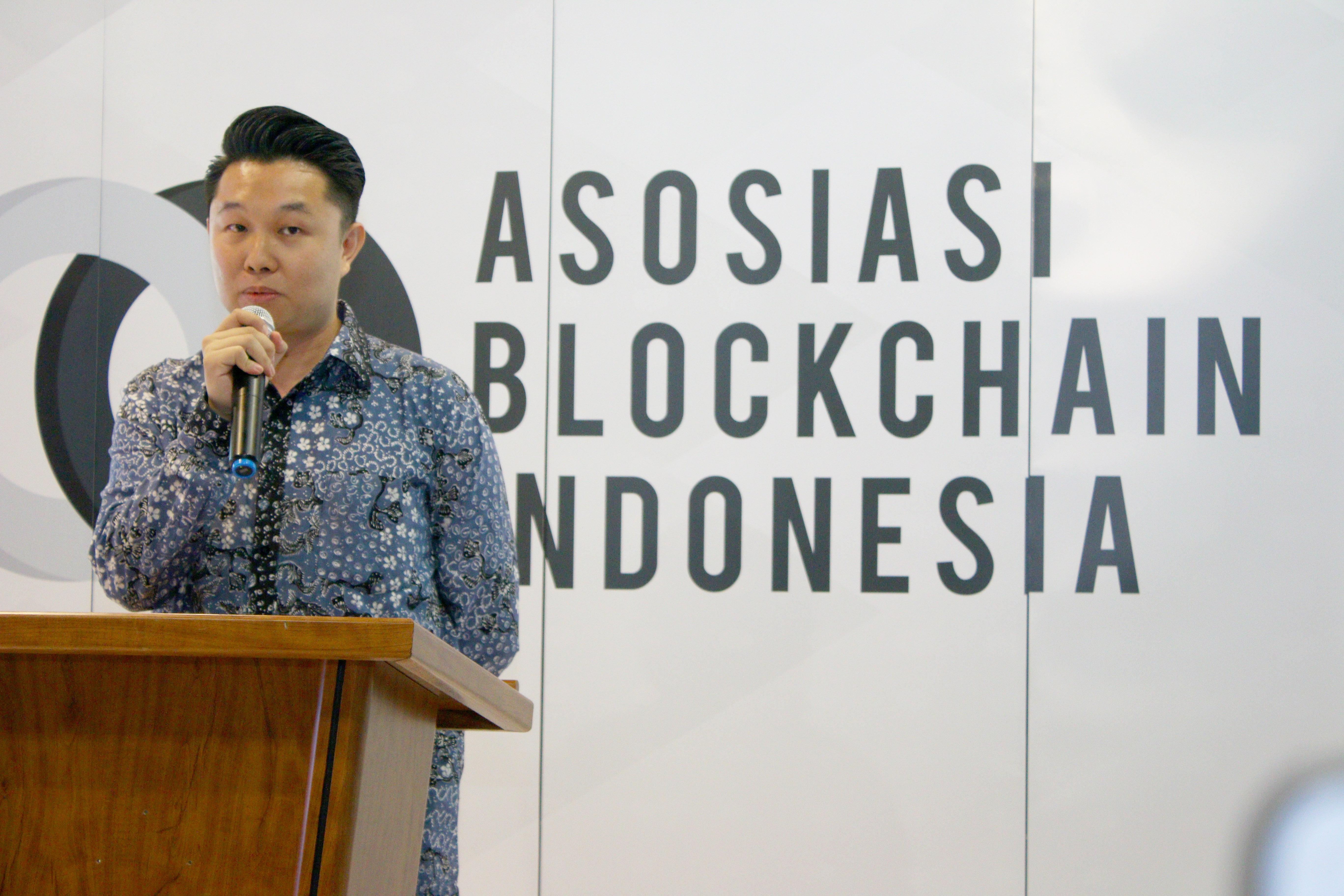 Steven suhadi   indonesia blockchain association