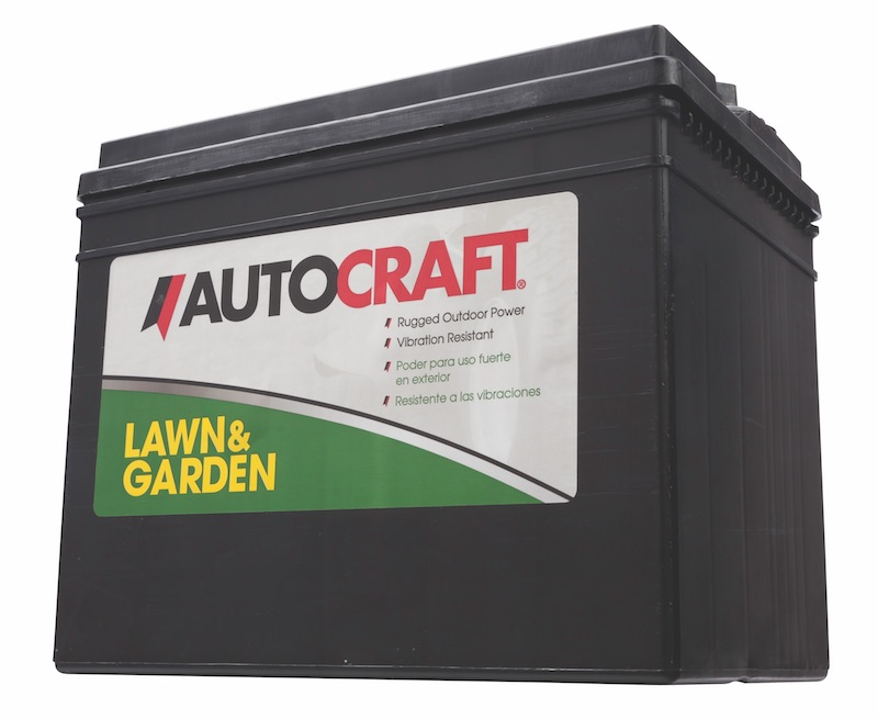 Lawn and garden battery