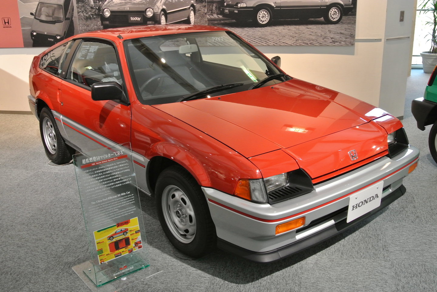 Honda Cr X >> Crucial Cars We Put The Spotlight On The Honda Crx