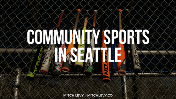 Community sports in seattle  7c mitch levy