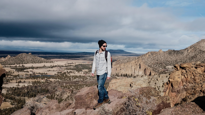 John weirick hiking