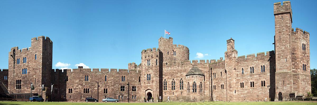 Dormire in un castello: 12 mete da sogno nel Regno Unito