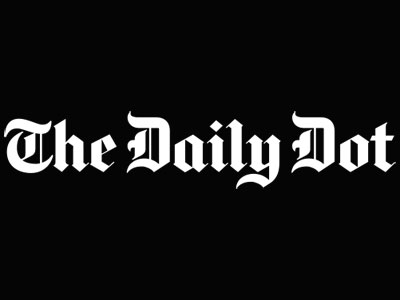 Daily dot logo