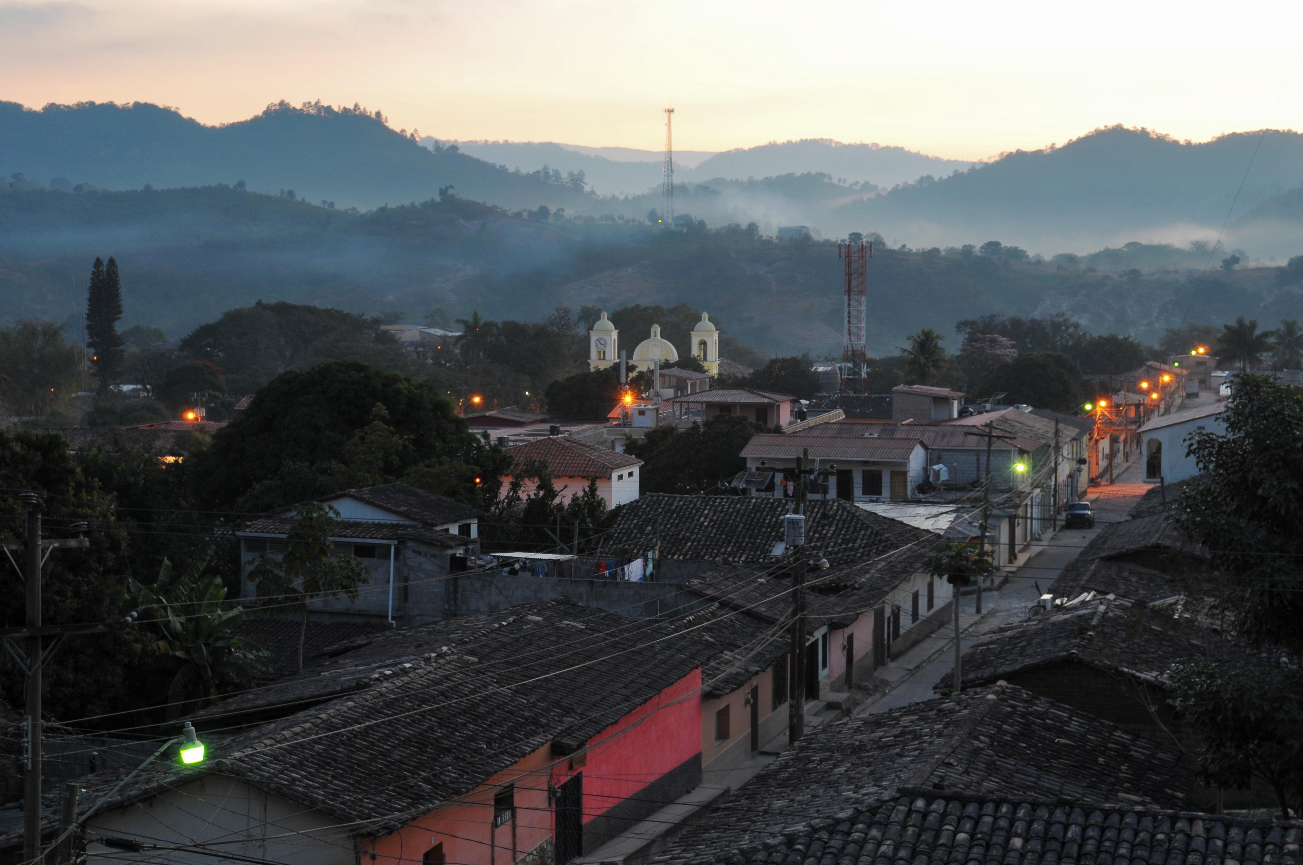 Honduras art header image