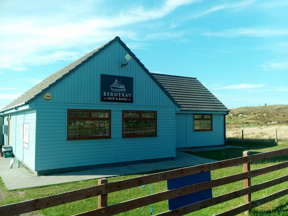 Berneray bistro
