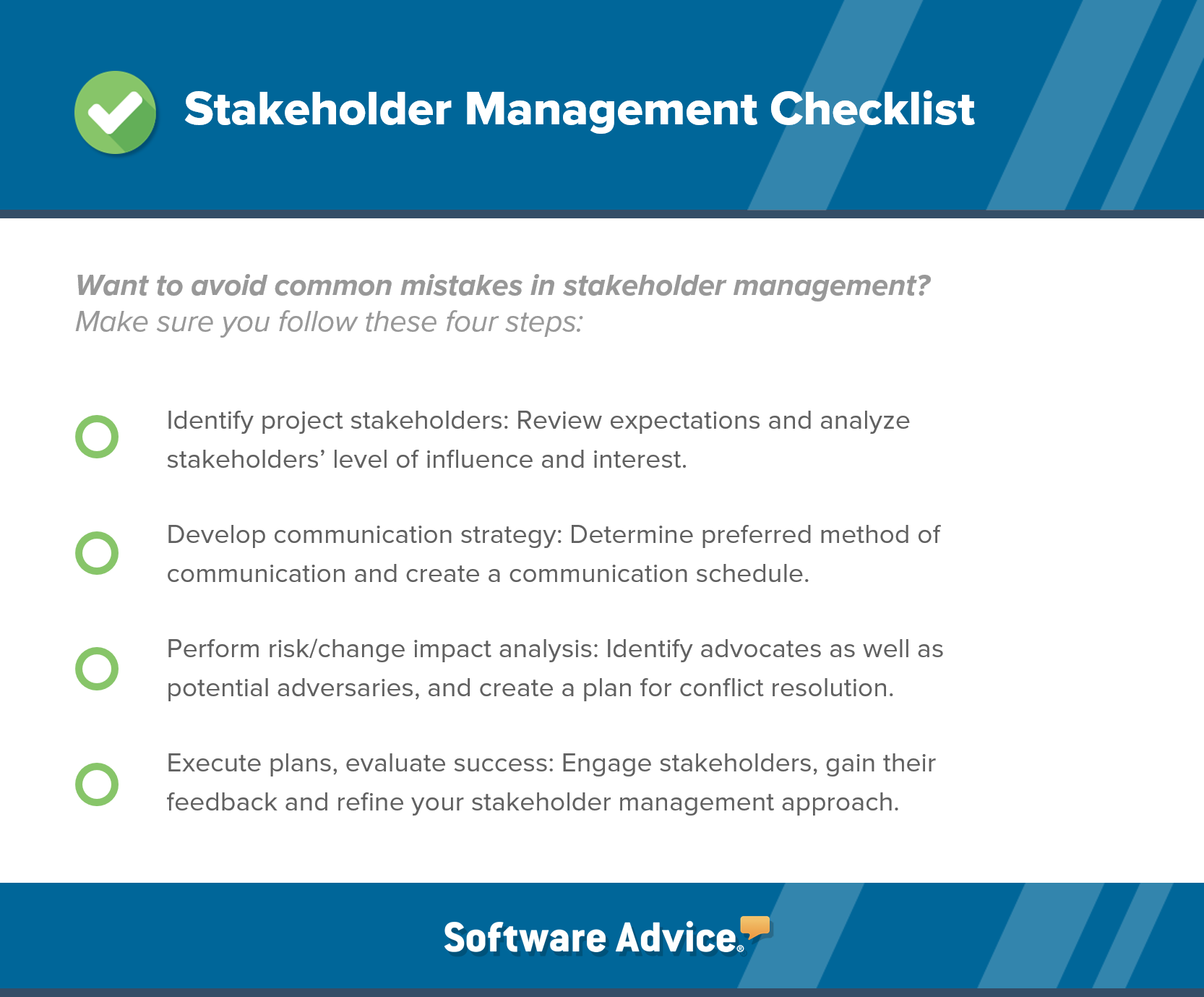 four types of stakeholders