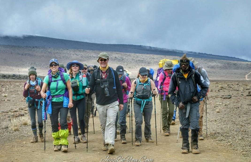Climb for conservation   mt. kilimanjaro