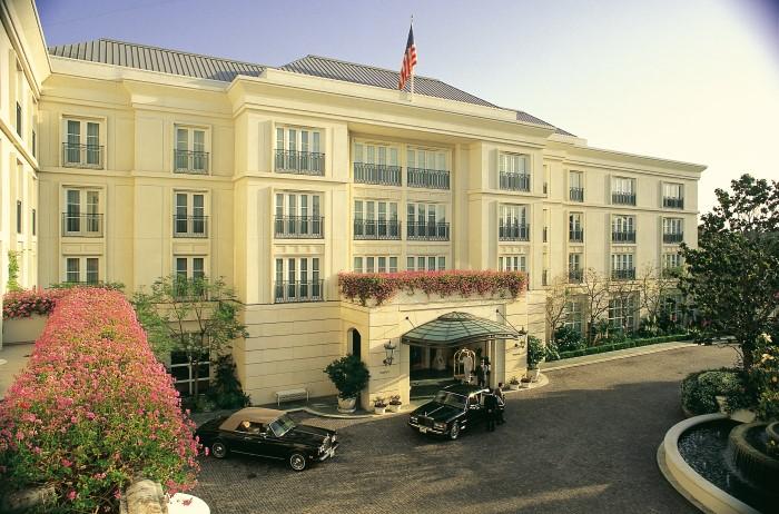 Hotel exterior1
