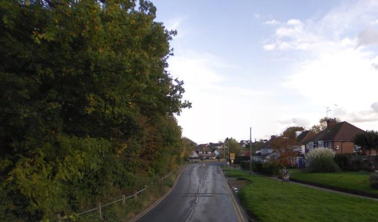 Croydon road westerham