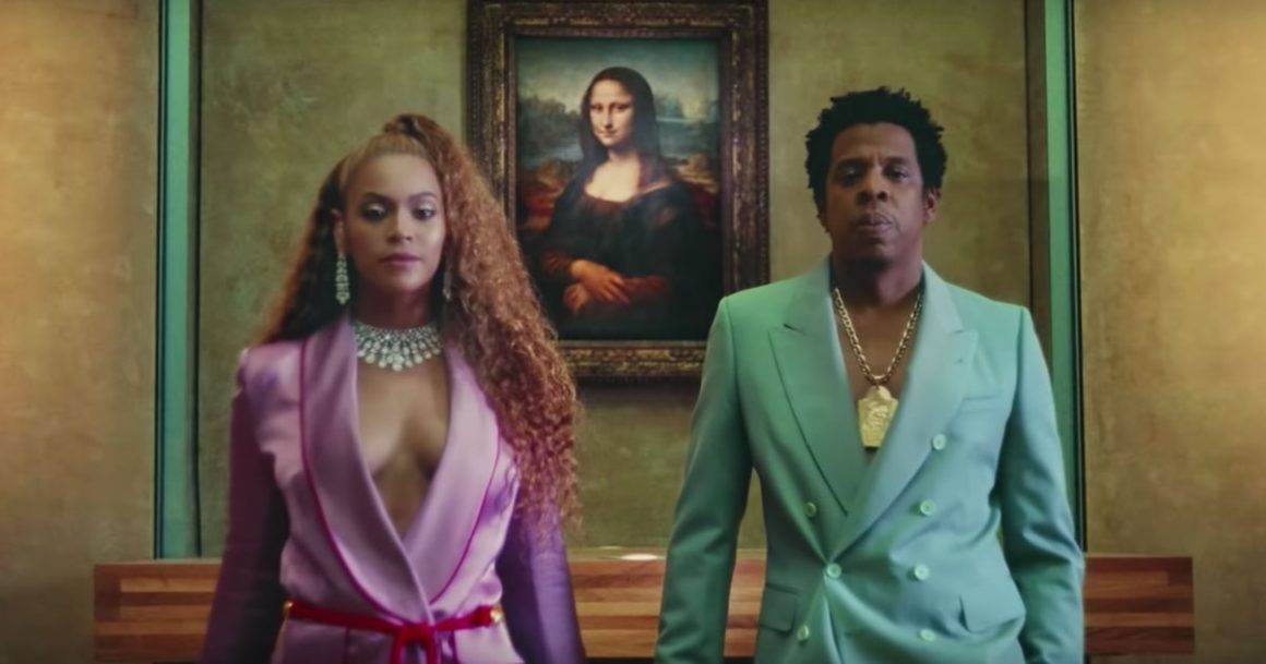 Beyonce and jay z ape shit visual looks 1 1160x609