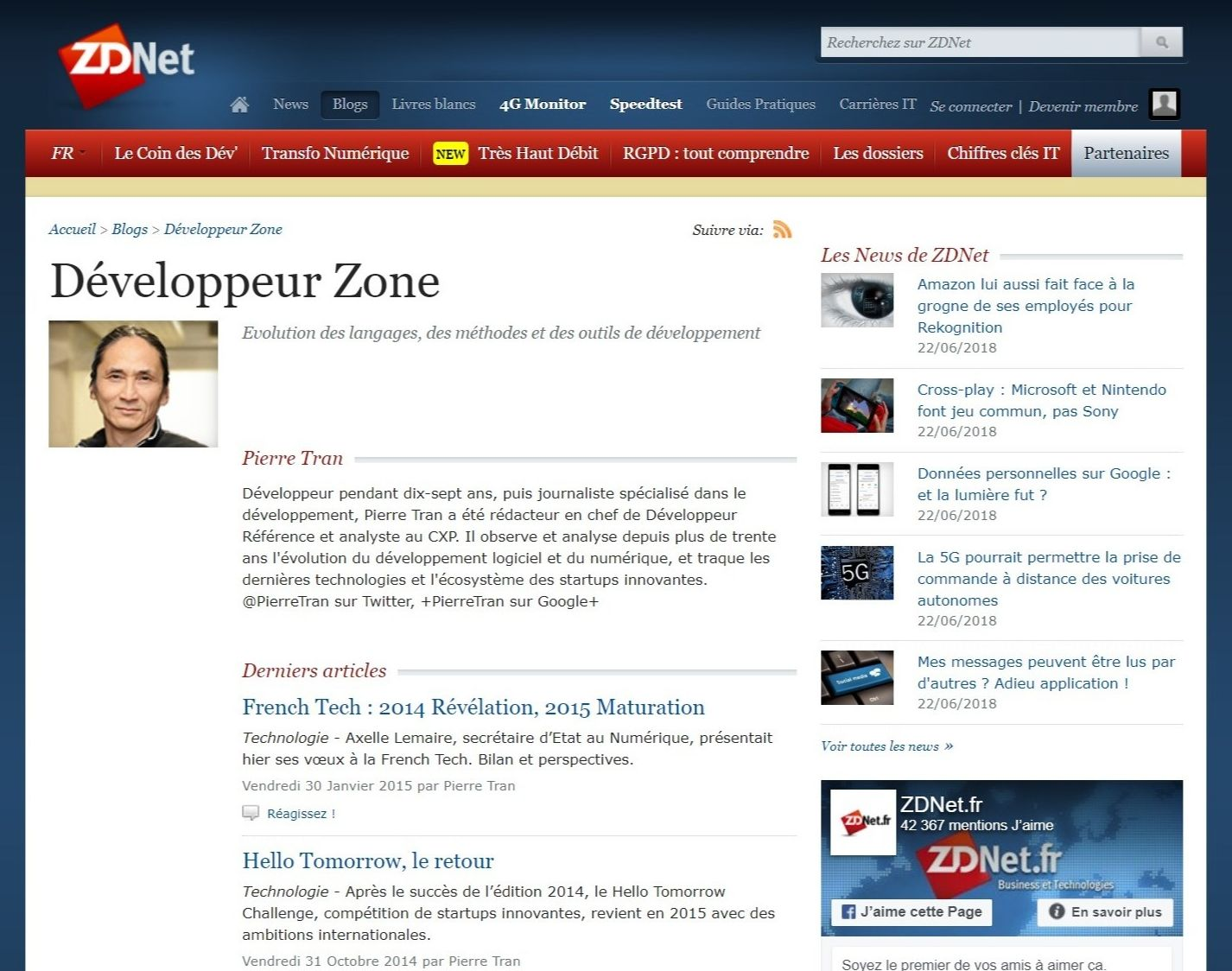 Zdnet.fr developpeur zone  28r 29