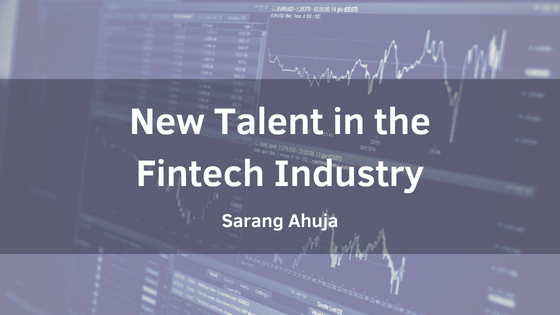 New talent in the fintech industry min