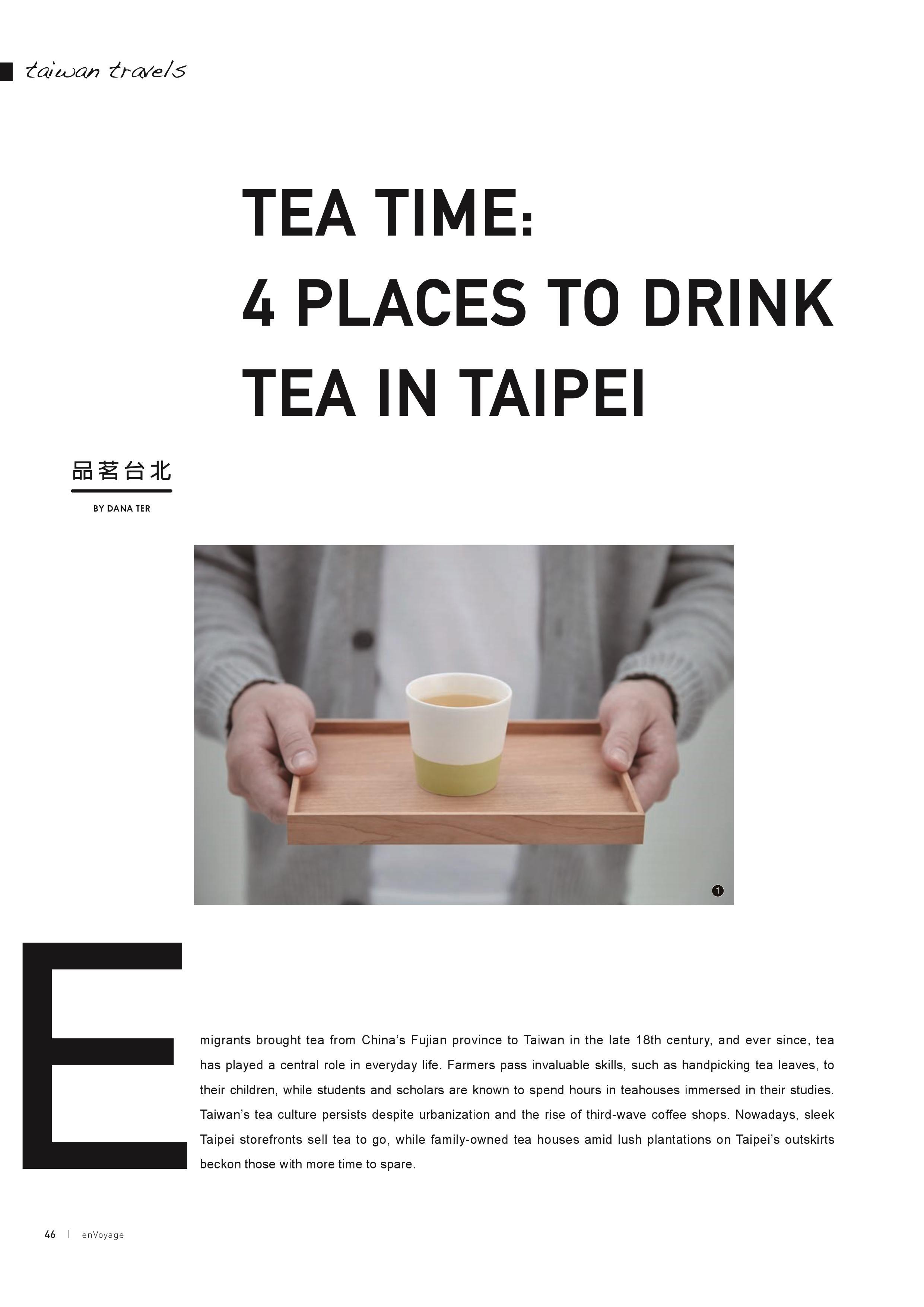 Tea page 46