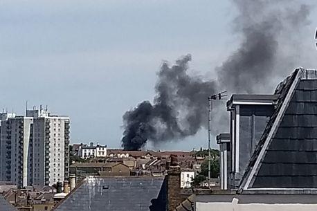Ramsgate fire