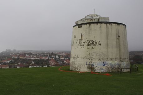 Martello tower 3